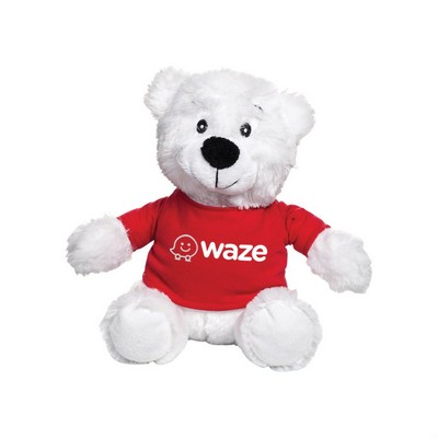 The Robbie Teddy Bear & T-Shirt - Red