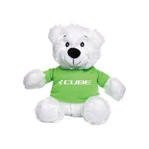 The Robbie Teddy Bear & T-Shirt - Lime Green